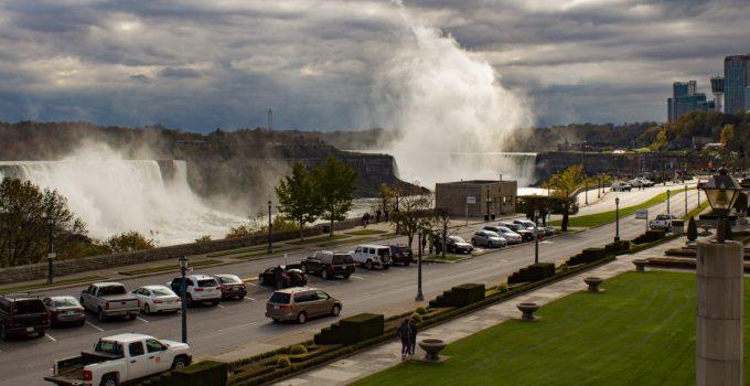 Bate-volta de Toronto as Cataratas do Niágara por conta própria
