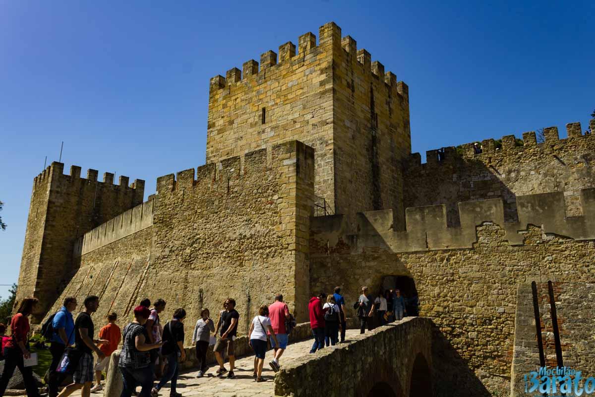 Castelo de São Jorge.
