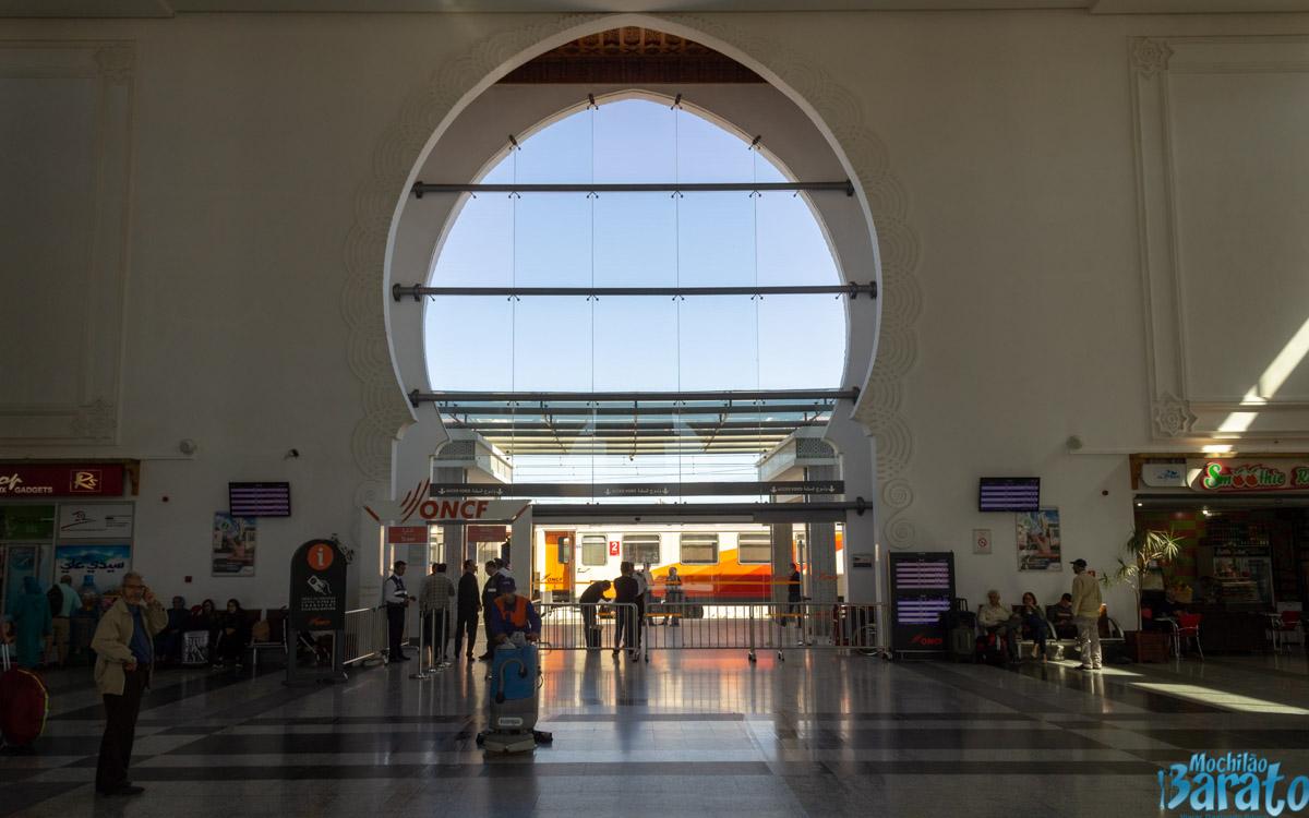 Train Station Fes