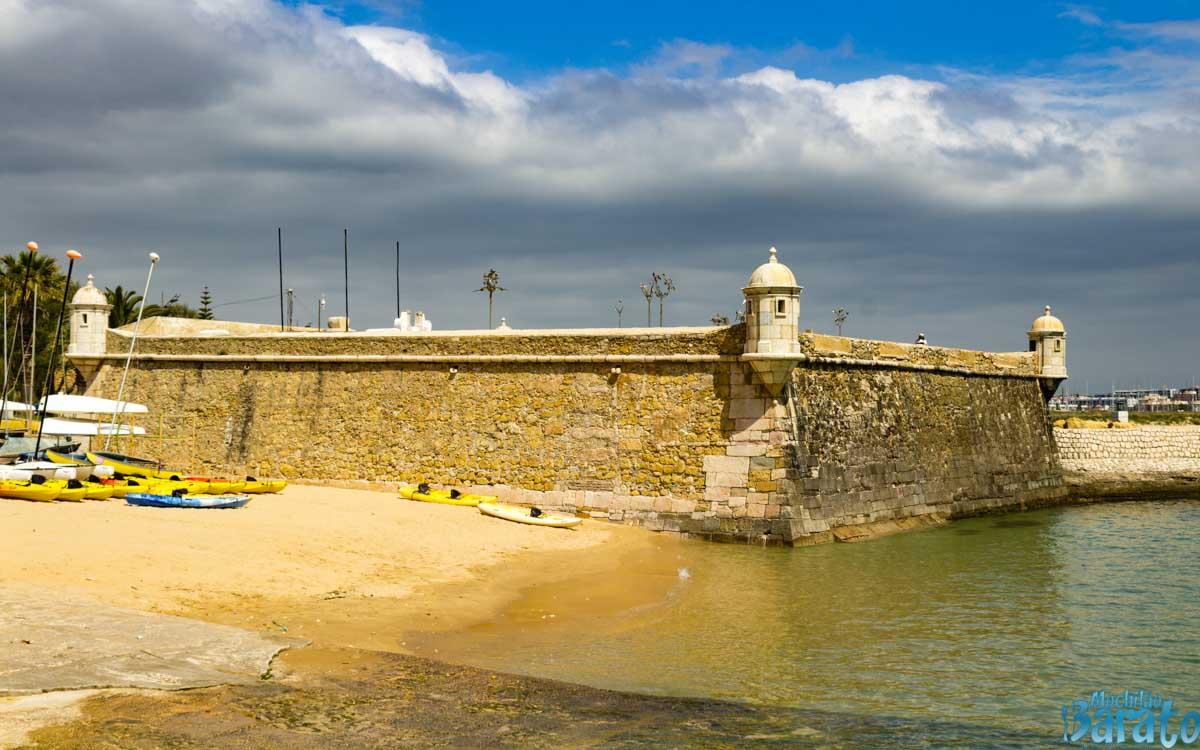 Forte de Lagos, Algarve