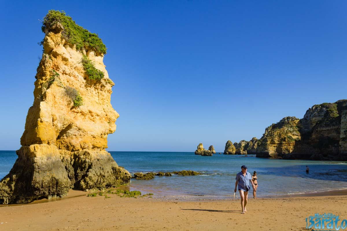 Praia de Dona Ana - Algarve
