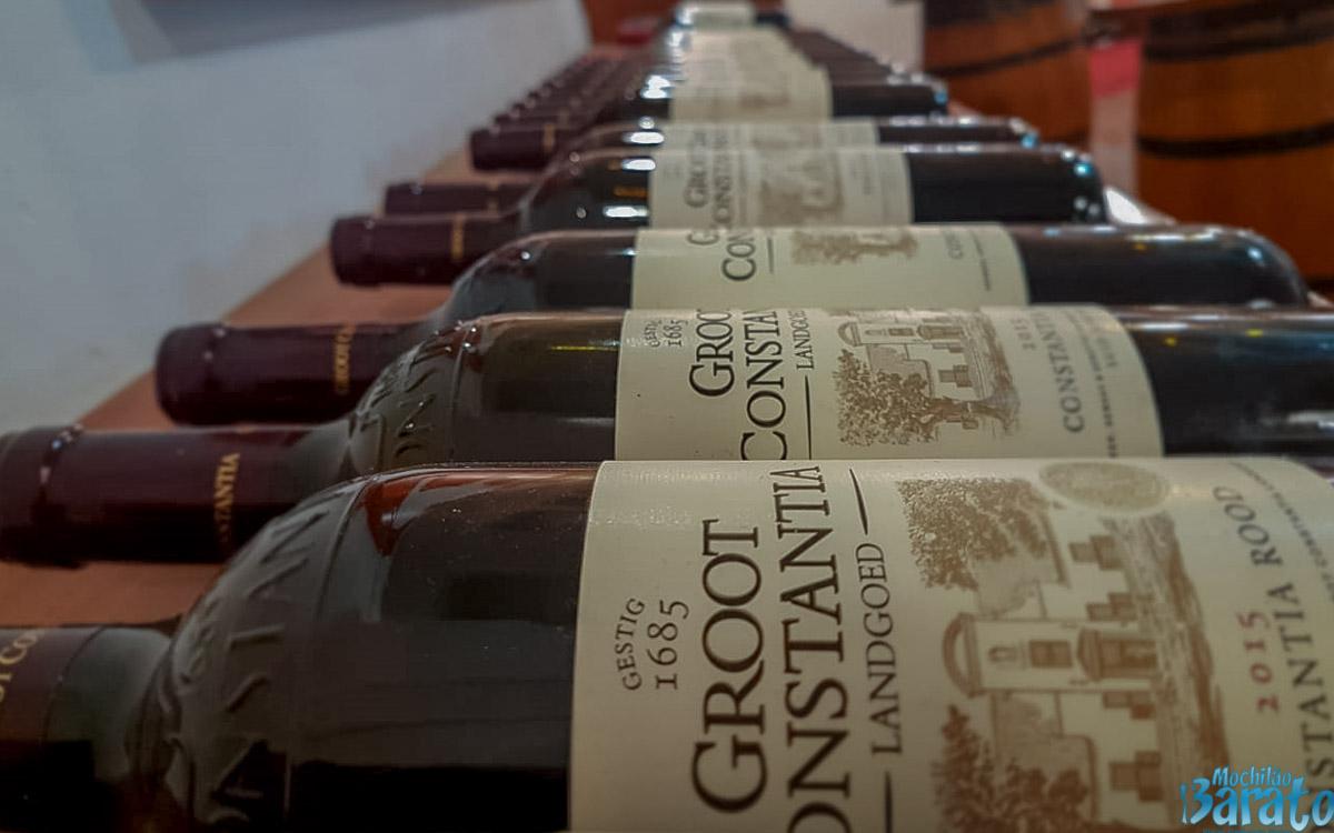 Groot Constantia Wines