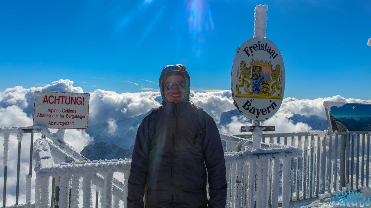 Zugspitze na Alemanha