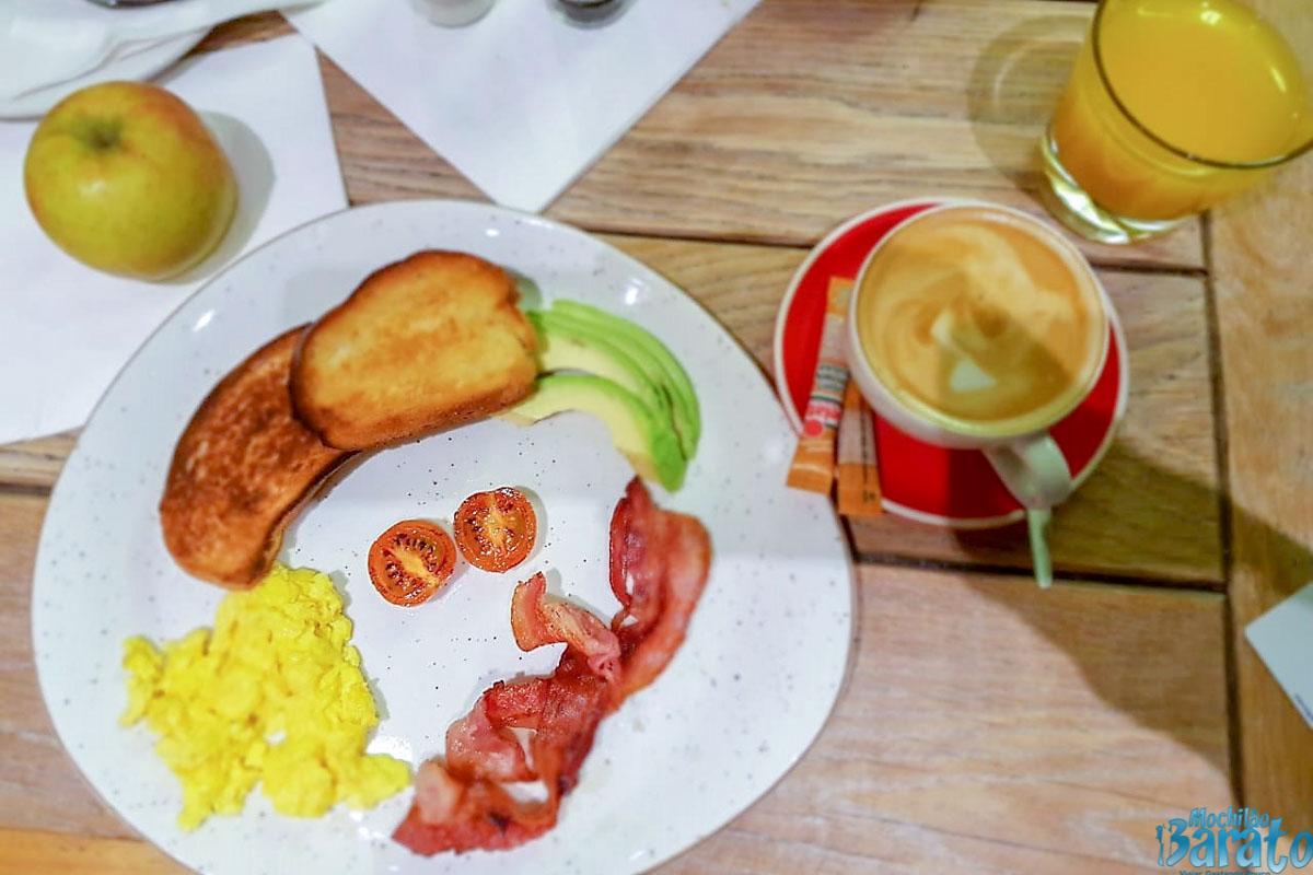 Café da manhã África do Sul