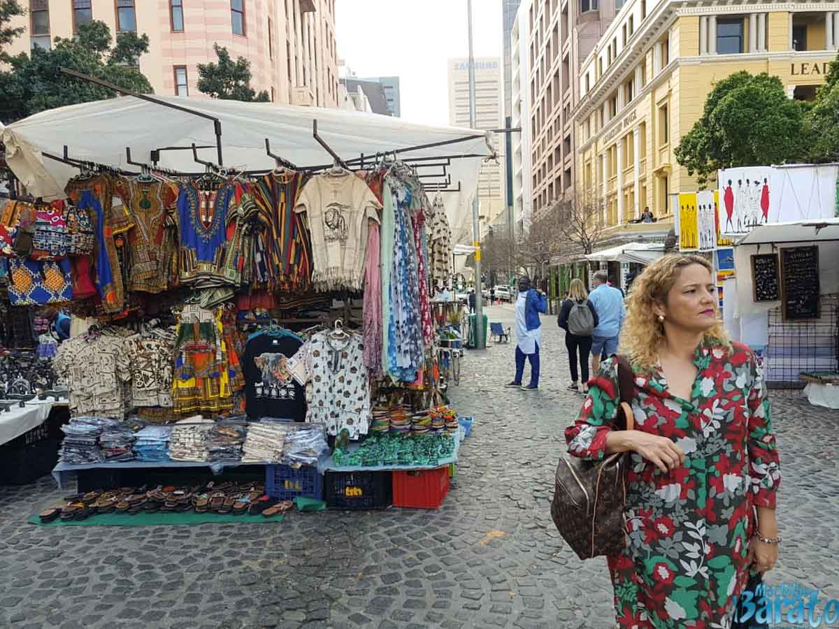 É seguro viajar para África do Sul