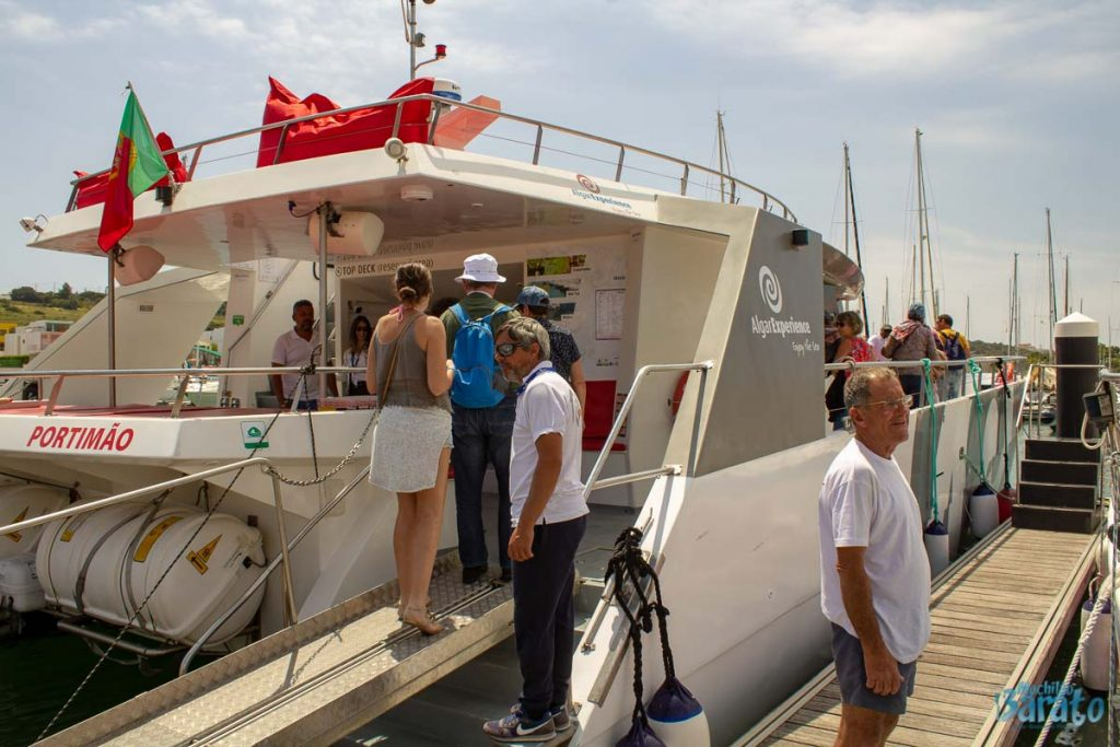 Barco Belize AlgarExperience