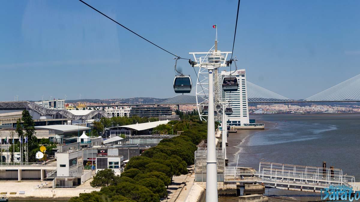 Telecabines de Lisboa