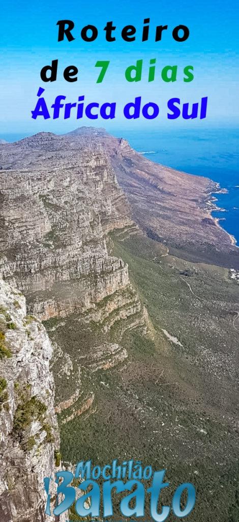 Roteiro 7 dias África do Sul