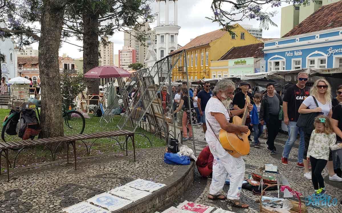 Feirinha Curitiba