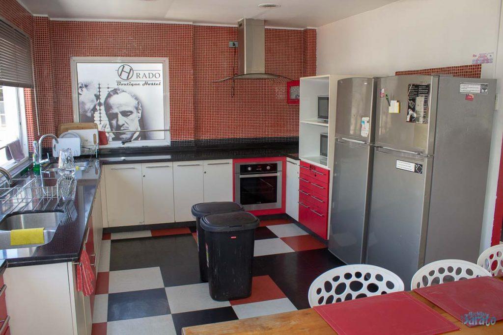 Hostel Rado Santiago