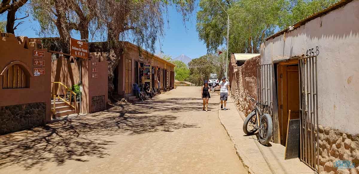 Centro de San Pedro do Atacama