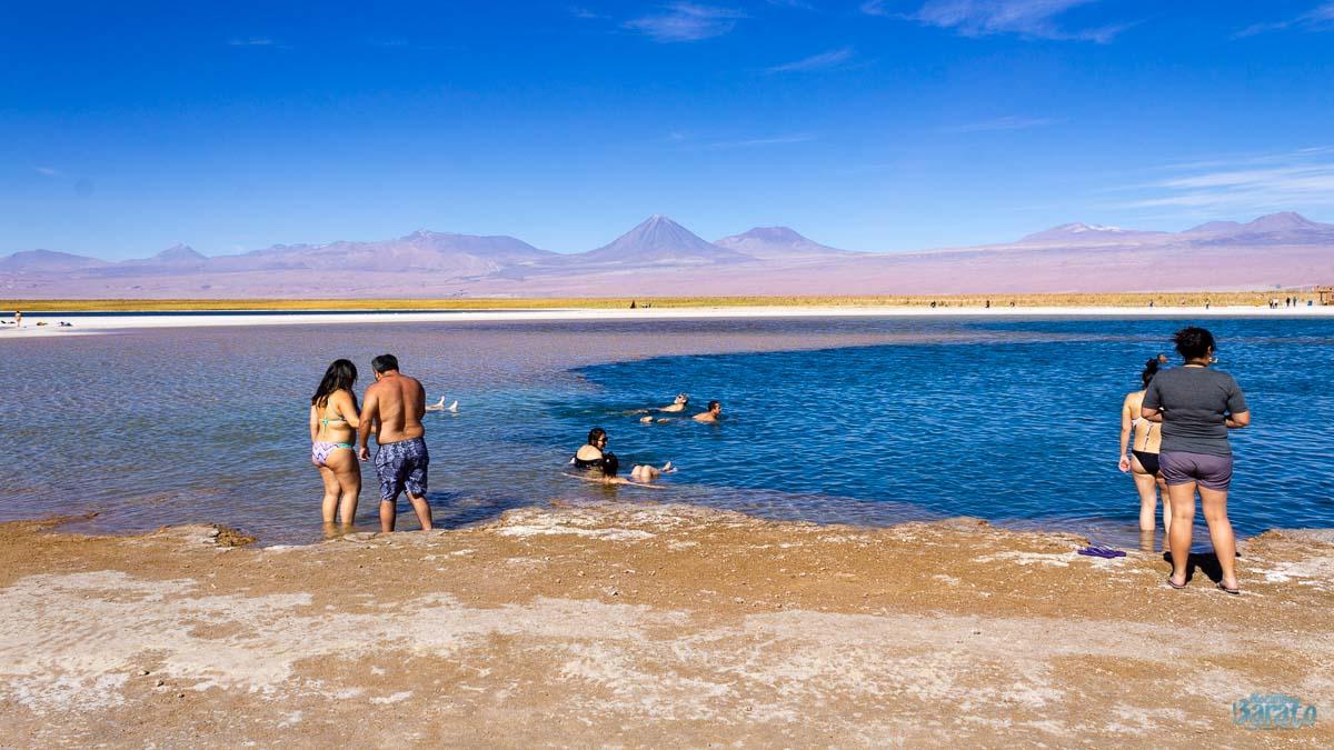 Laguna Piedra Atacama