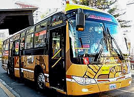 Ônibus La Paz