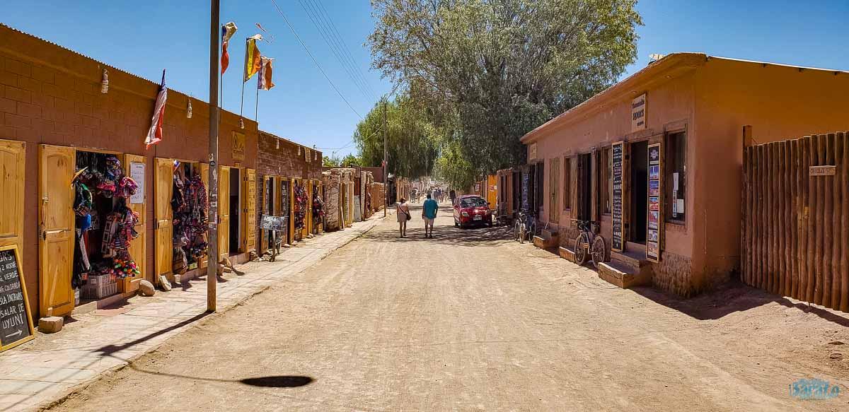 Rua Caracoles, San Pedro do Atacama