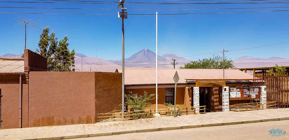 San Pedro do Atacama no Chile