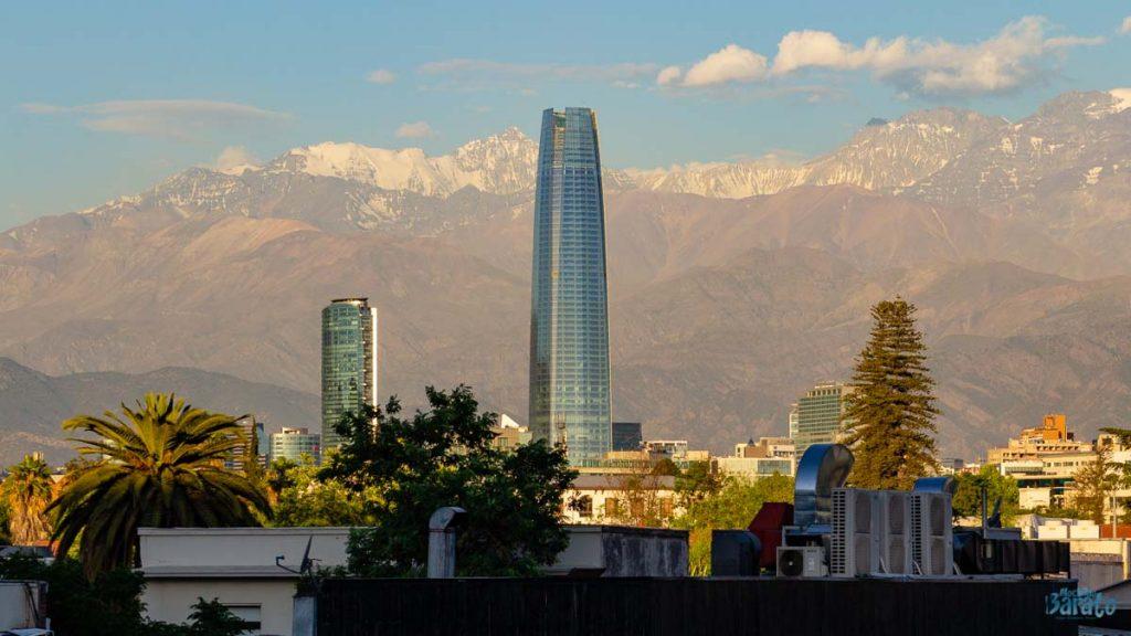 Hostel Rado em Santiago