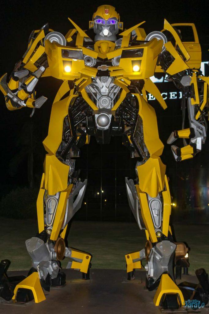 Transformers em Foz do Iguaçu