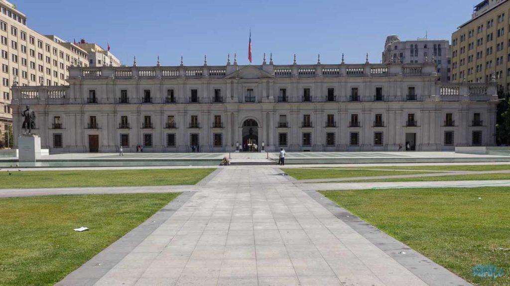 La Moneda Santiago