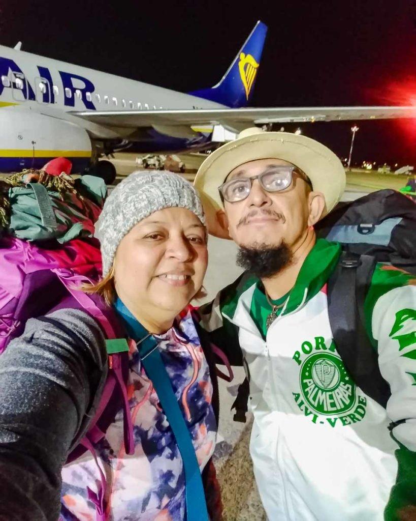 Voanndo Ryanair