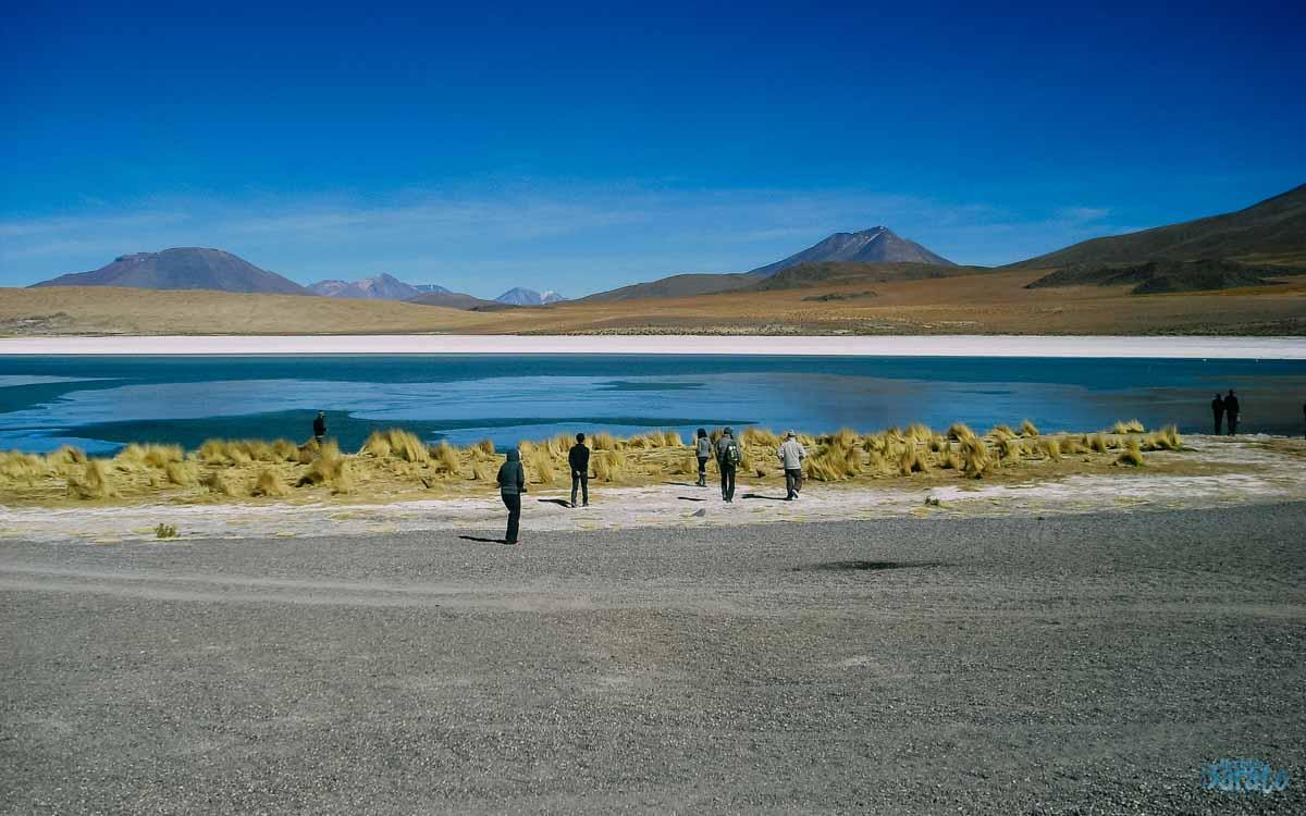 Lagunas Deserto Bolívia