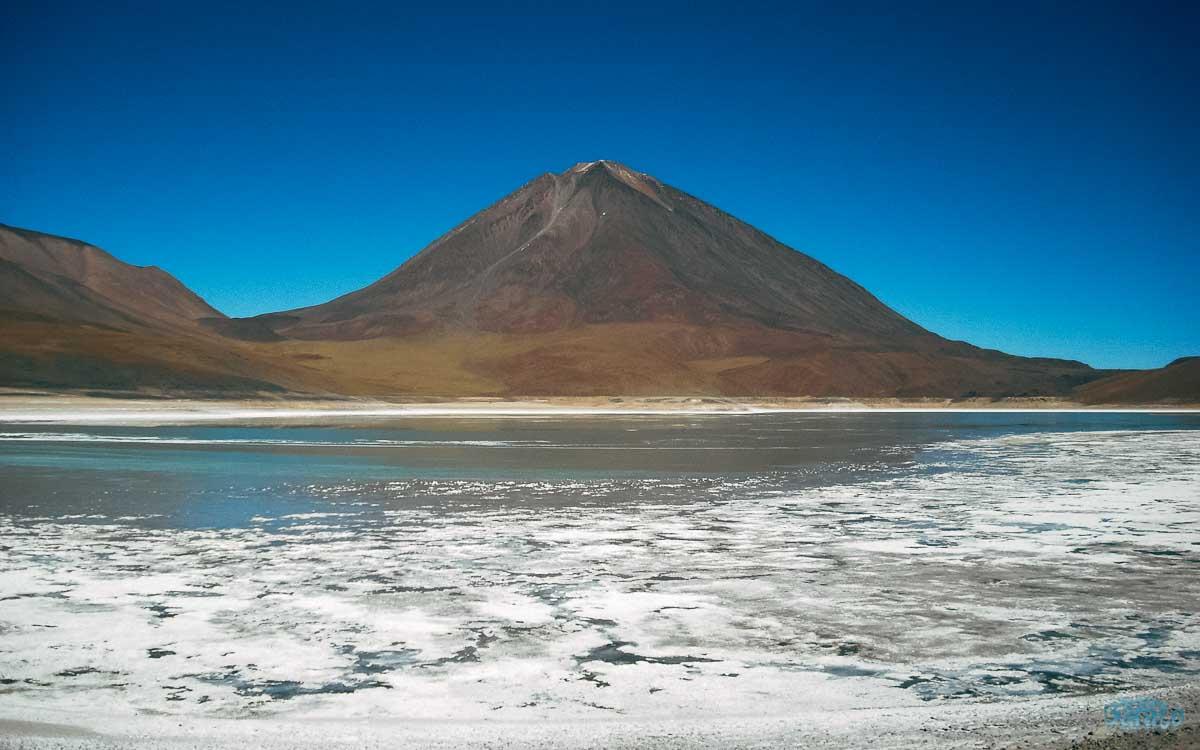 Vulcão deserto Bolívia