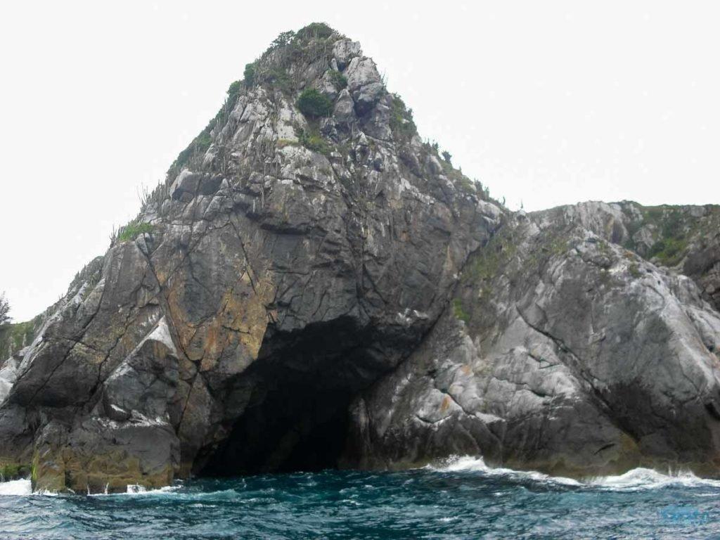 Gruta Azul em Arraial do Cabo