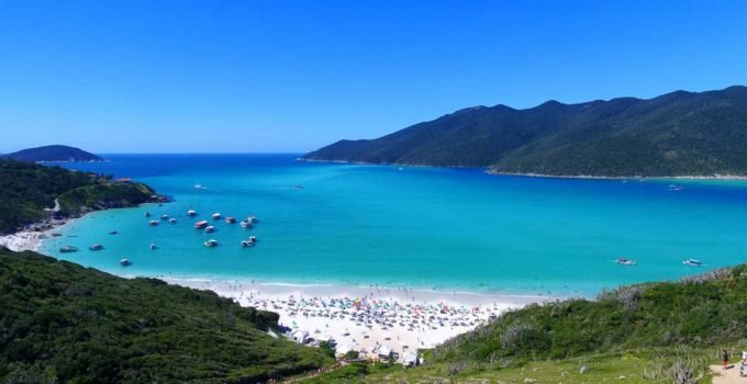 Pontal do Atalaia em Arraial do Cabo