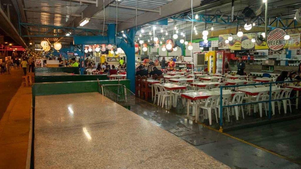 Feira Central Campo Grande