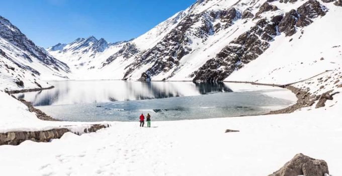 Portillo: estação de esqui no Chile