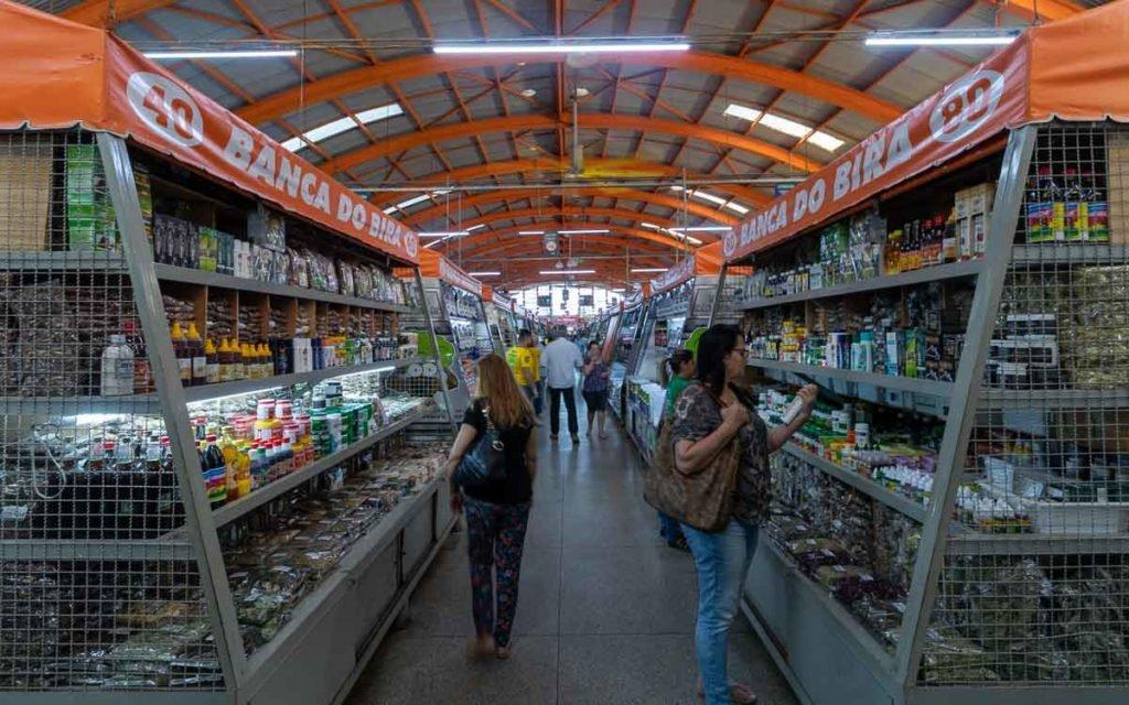 Mercado Municipal de Campo Grande