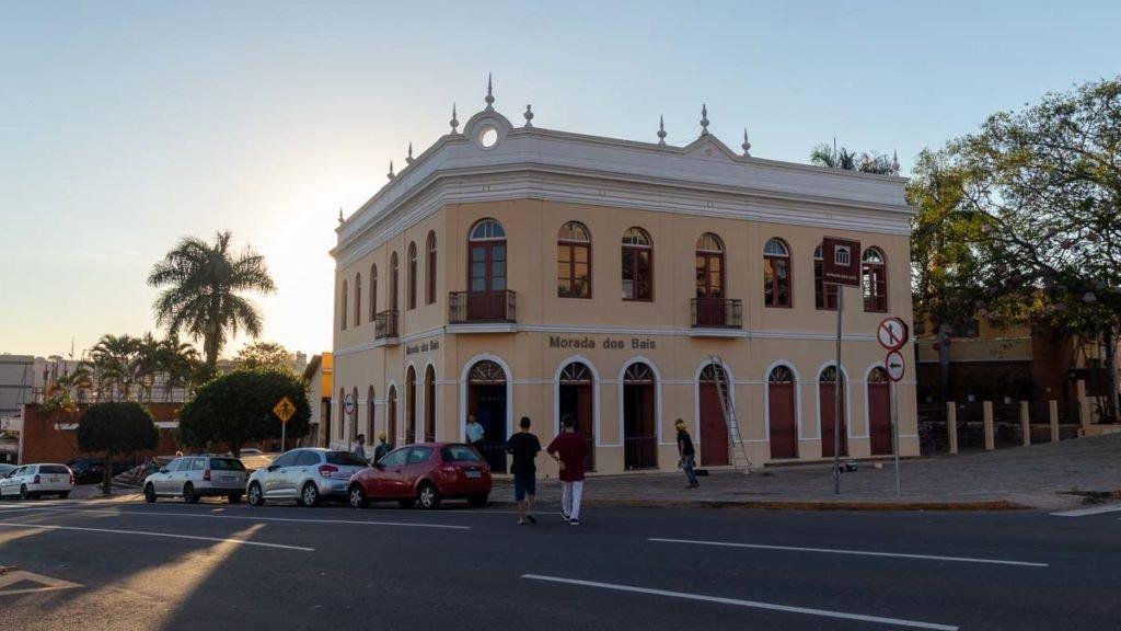 Morada dos Bais em Campo Grande