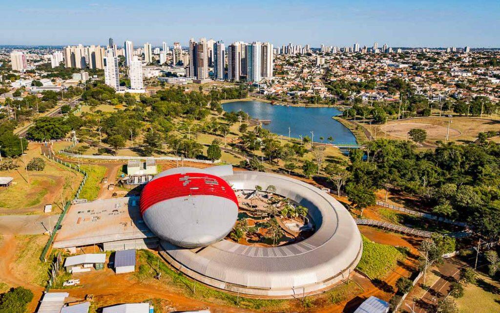 Parque das Nações Indígenas em Campo Grande