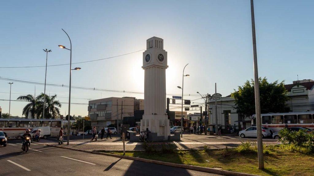 Relógio Central de Campo Grande
