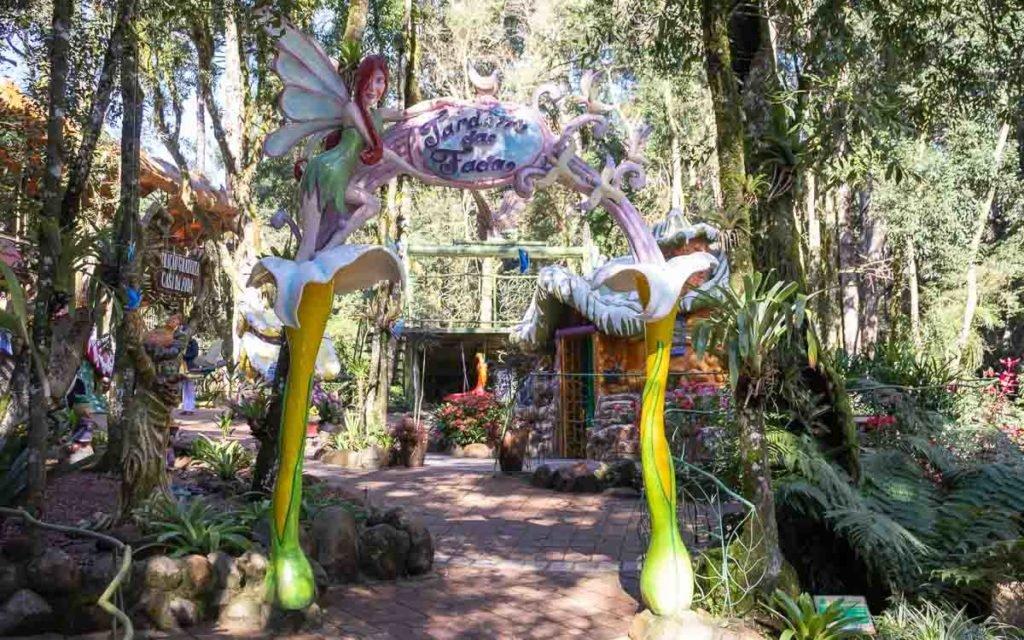 Casa da Fada na Terra Mágica de Florybal