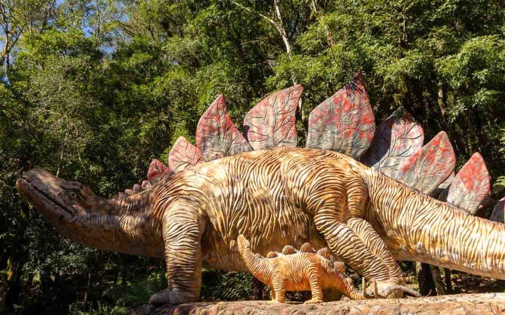 Território dos dinossauros