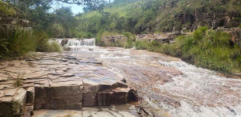 Cachoeira No Limite em Capitólio