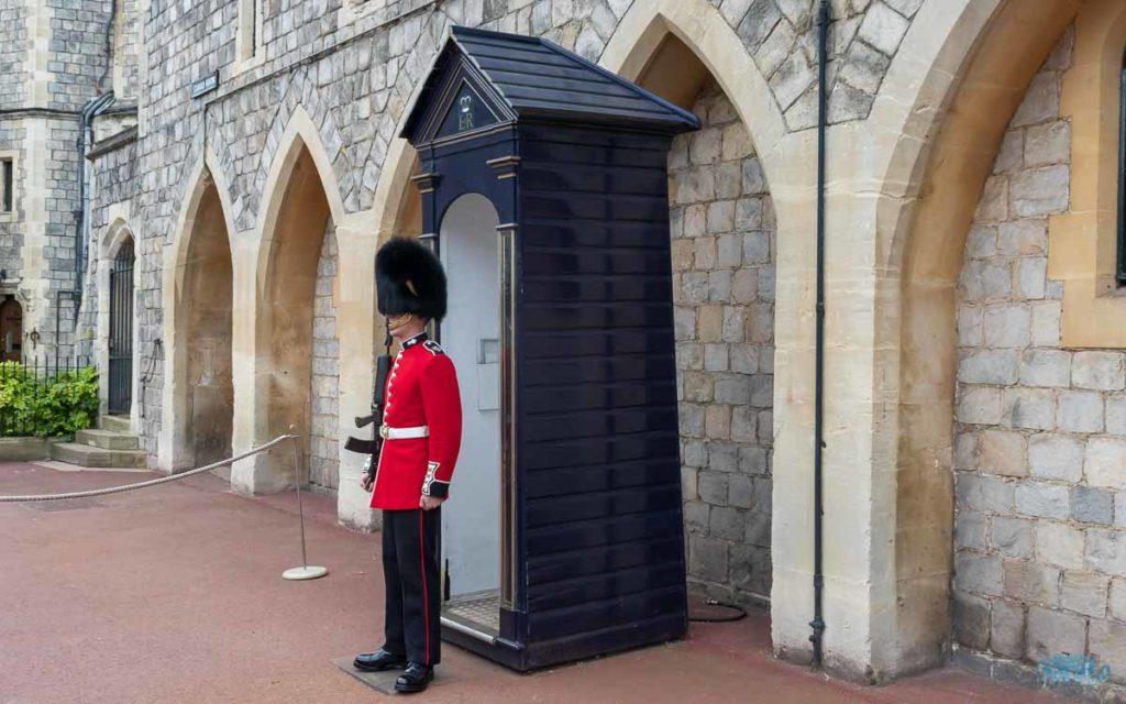 Soldado da Guarda Real Britânica