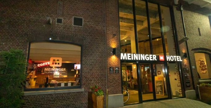 MEININGER Hotels Bruxelles City Center