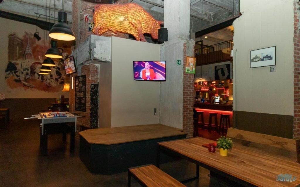 bar hotel MEININGER