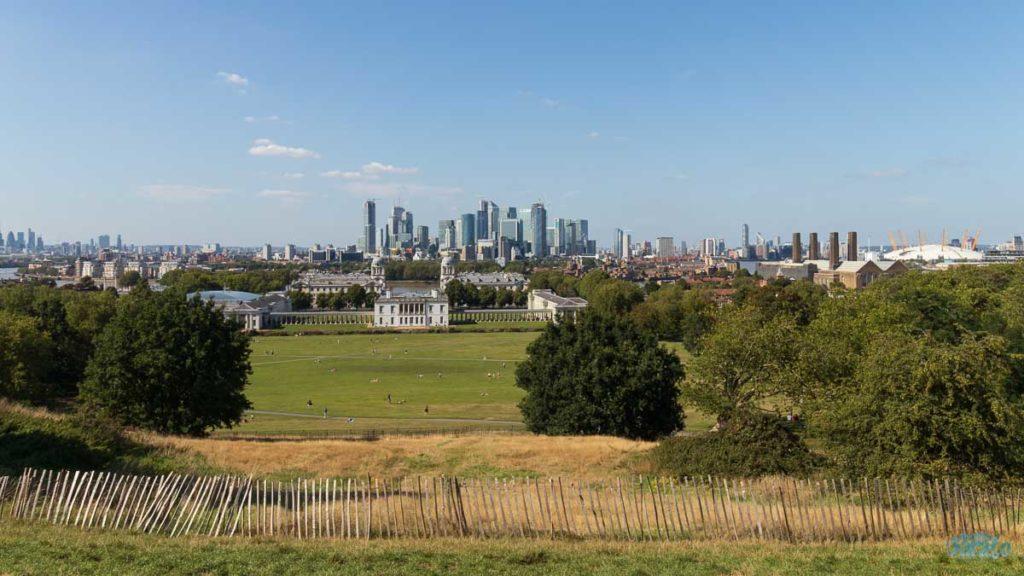 Greenwich Park em Londres