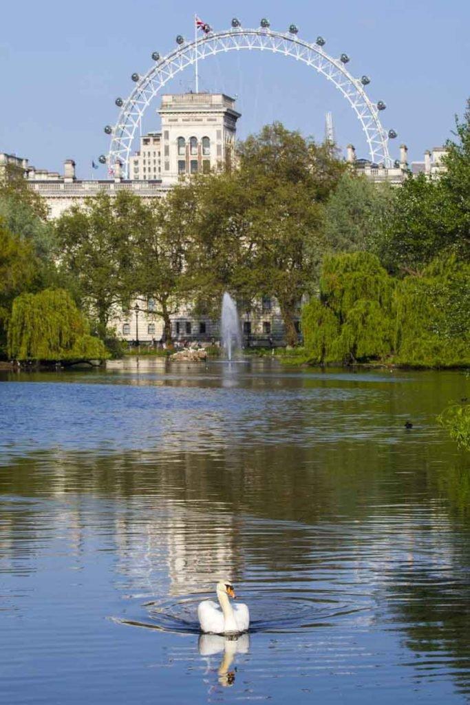 ST JAMES'S PARK em Londres