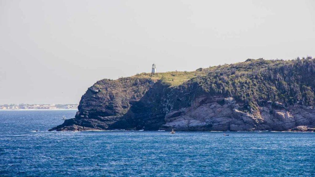 Farol da Lajinha em Cabo Frio