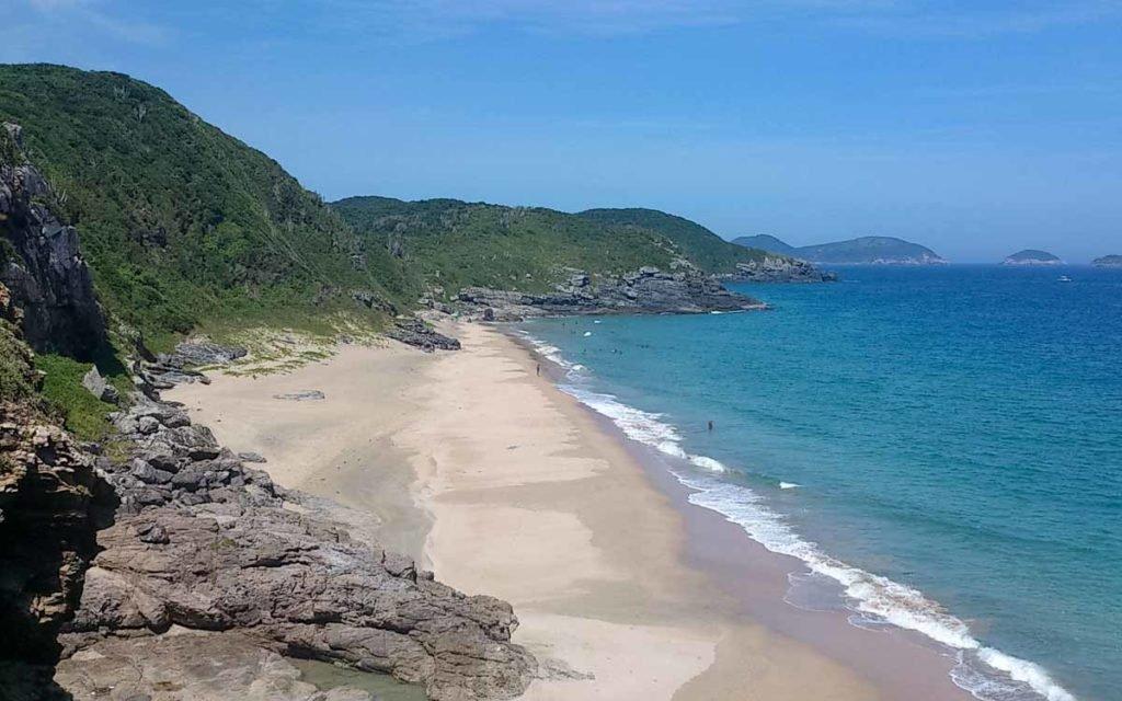 Praia Brava em Cabo Frio