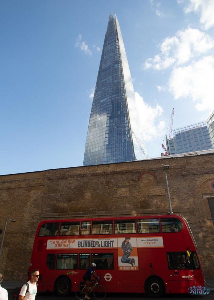 The Shard em Londres