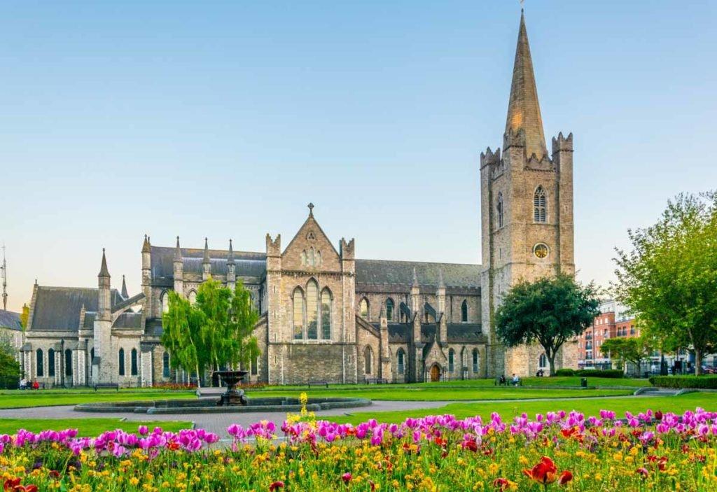 Catedral de St. Patrick's em Dublin