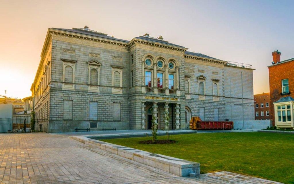 National Gallery em Dublin