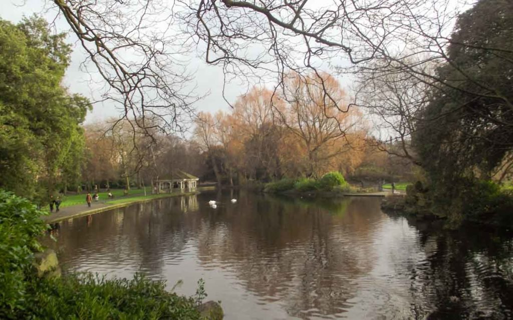 Parque Sthephen's Green