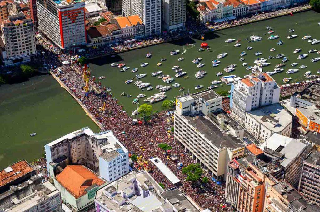 Galo da Madrugada em Recife