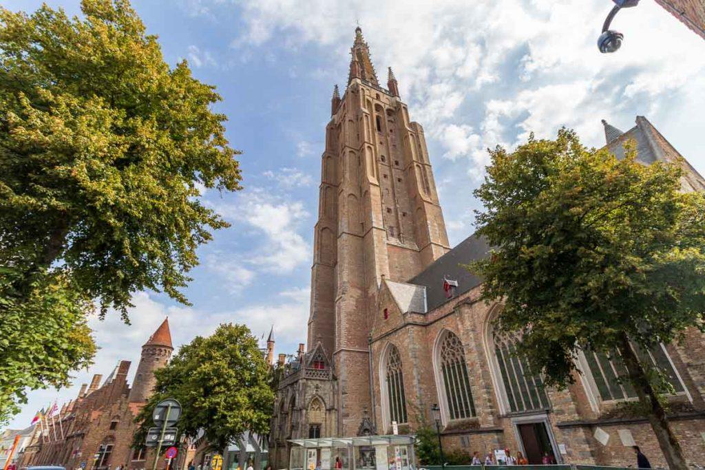 Igreja de Nossa Senhora em Bruges