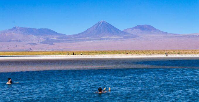 Passeio Laguna Cejar